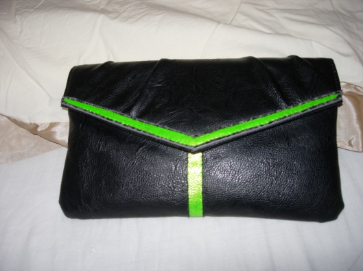 diy green bag 001
