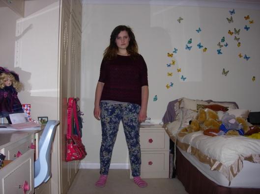 challenge 1 floral jeans 001