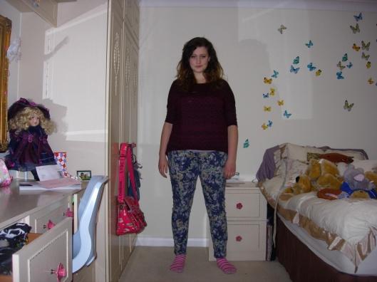 challenge 1 floral jeans 002