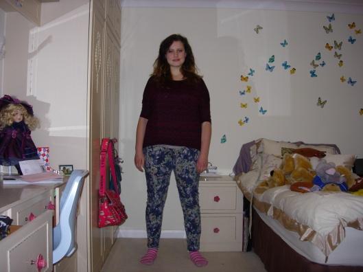 challenge 1 floral jeans 003