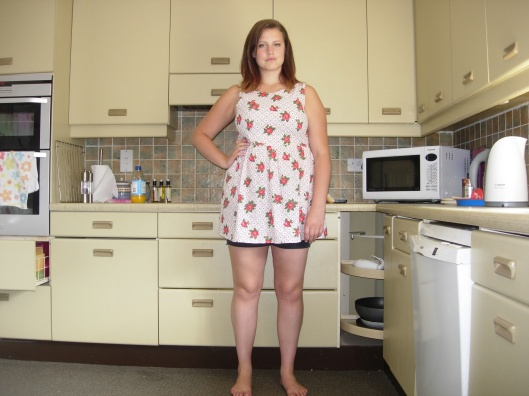 dress and shorts 001